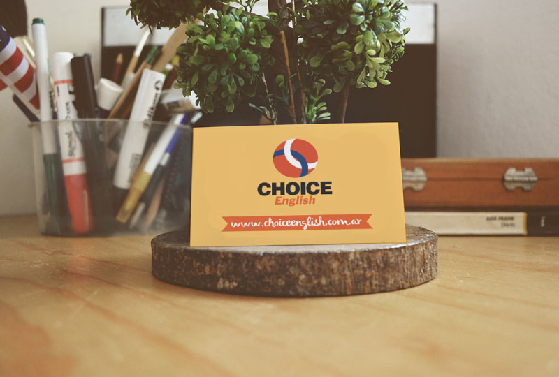 choice english diseño 7